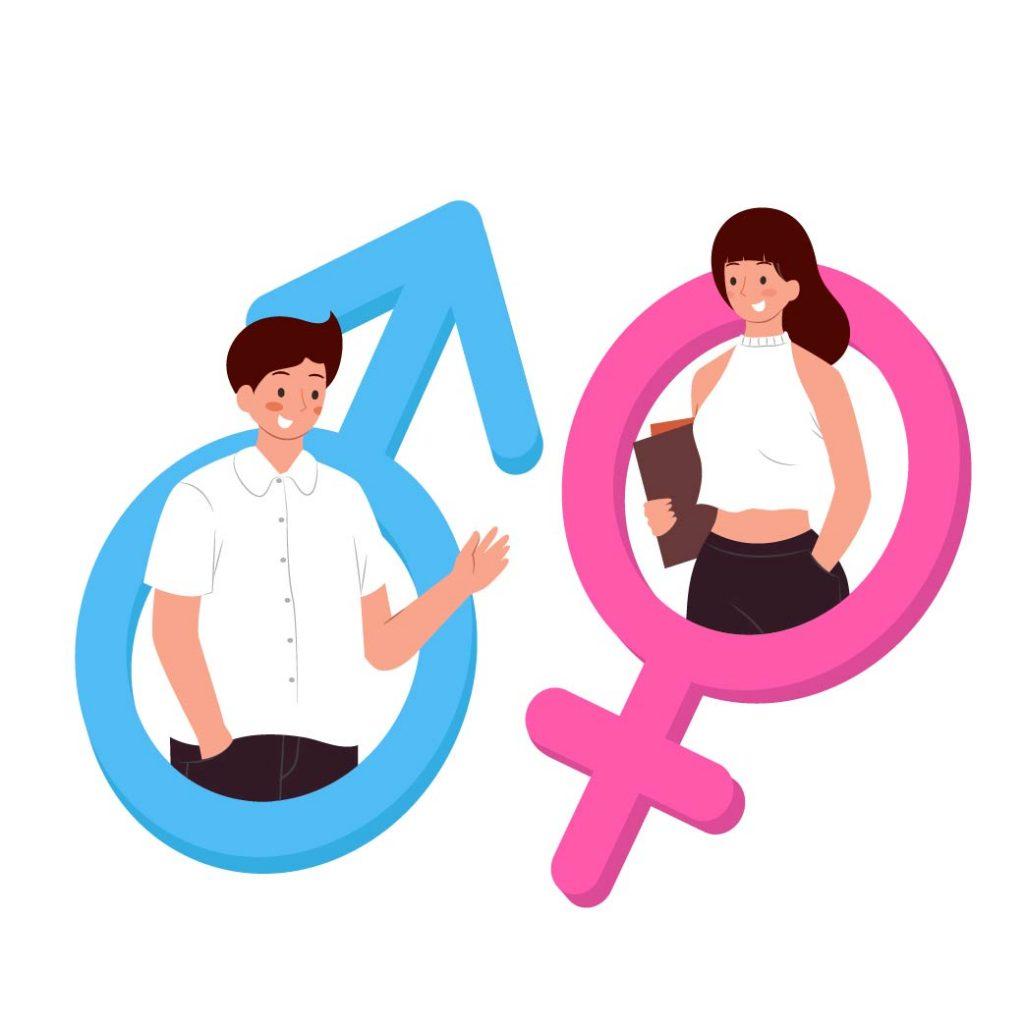 Target gender